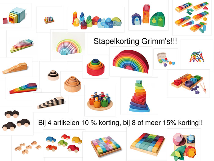 stapelkorting grimms